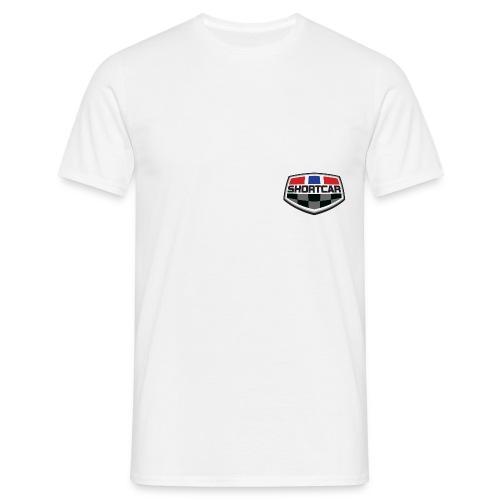 shortcarlogocolt - T-skjorte for menn