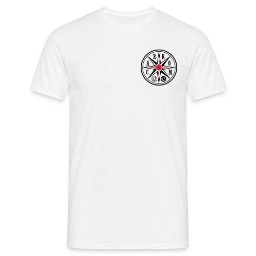 Carrom Logo rund - Männer T-Shirt