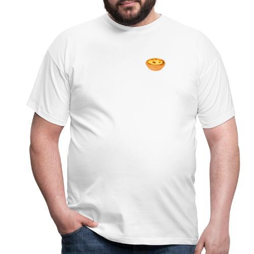 Pasteis Pur - Männer T-Shirt