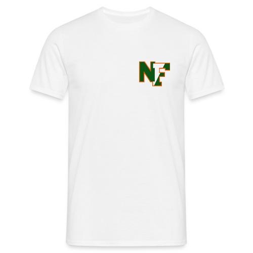 helmlogo - Männer T-Shirt