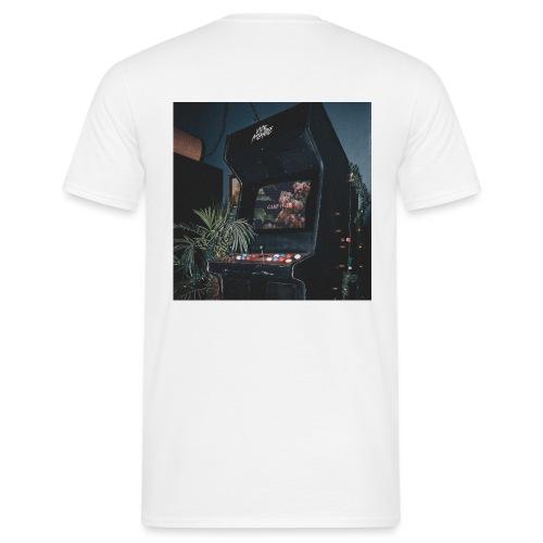 GAME OVER PRINT - Männer T-Shirt