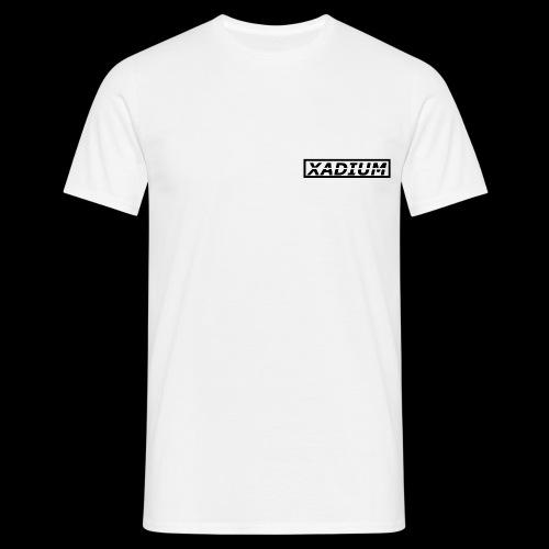 Block Logo Hoodie - Men's T-Shirt