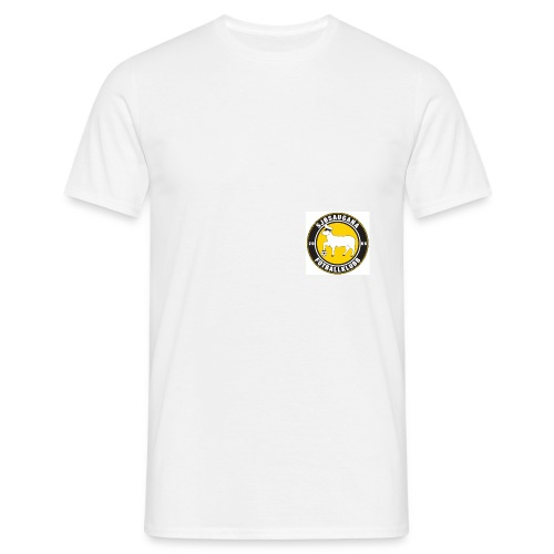 sjsaugana logoen - T-skjorte for menn