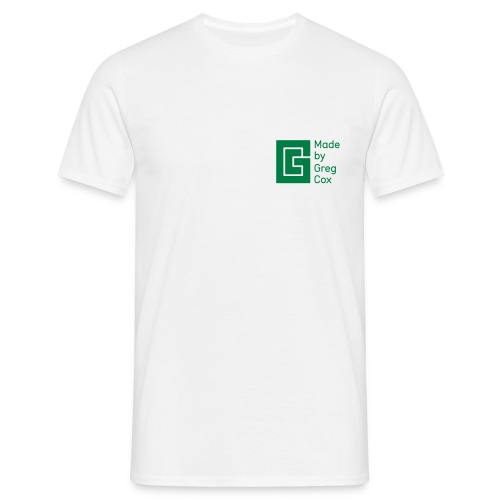 GC logo - Men's T-Shirt