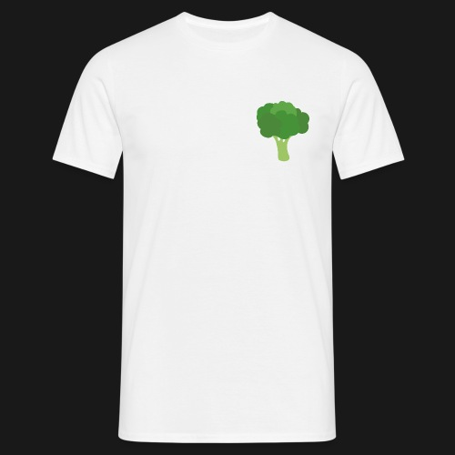 Brokkoli - T-skjorte for menn