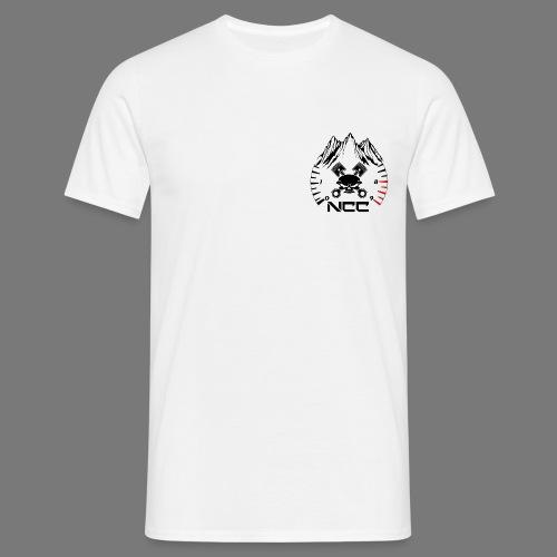 logo-ncc-officielfb - T-shirt Homme