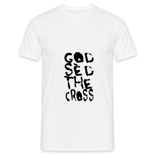 GodSèd The Cross - T-shirt Homme