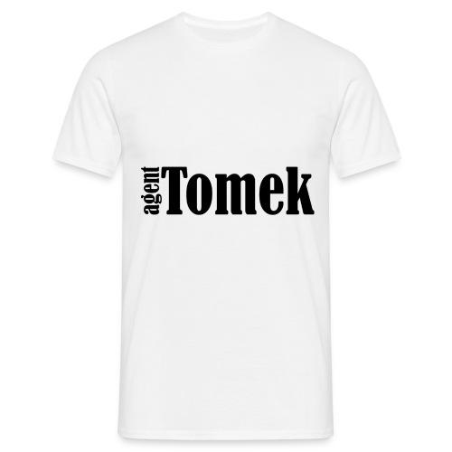 agent tomek - Koszulka męska