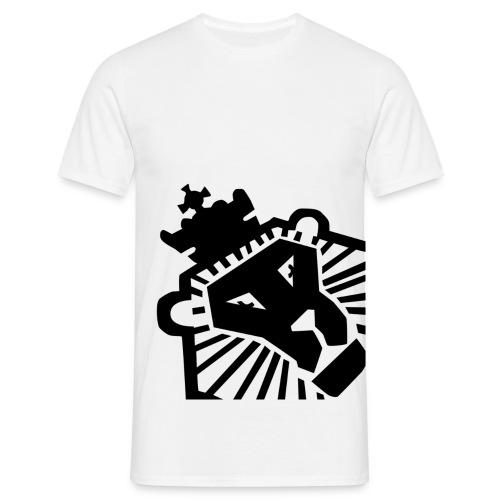 lejonet3 - T-shirt herr