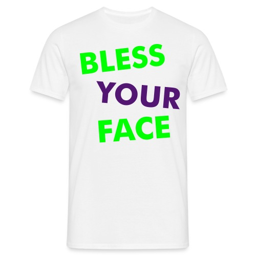 bless - Men's T-Shirt