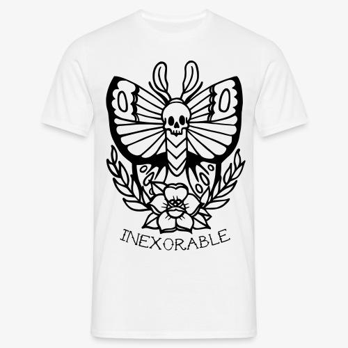 Traditional Tattoo Moth - Men's T-Shirt