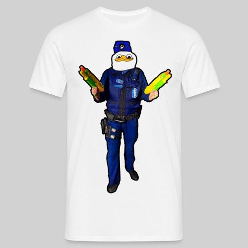 Poliisi-Ankka - Miesten t-paita