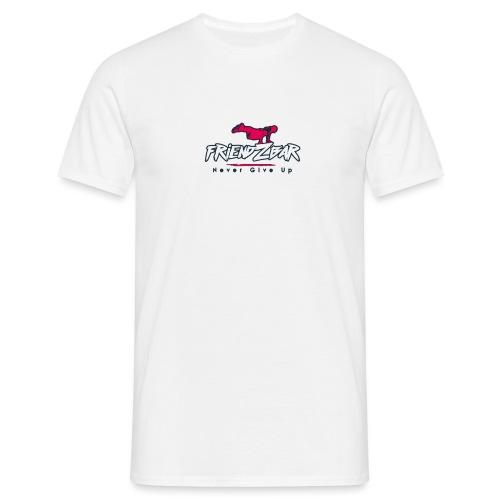 friendZbar render 6 png - T-shirt Homme