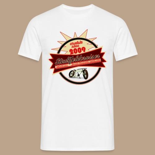6 Jahre Stadtfeldcruiser - Männer T-Shirt