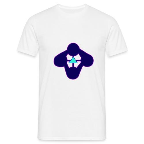 Engel der Gedankenkraft - Männer T-Shirt