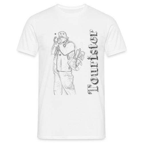 Tourister - Miesten t-paita
