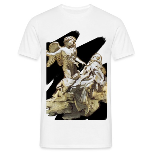 Éxtasis de Santa teresa - Camiseta hombre