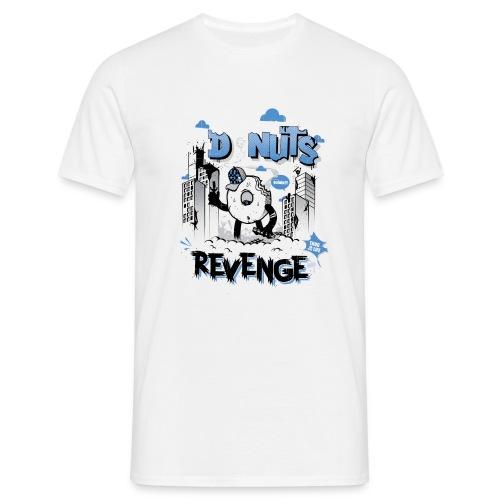 Donuts revenge - T-shirt Homme