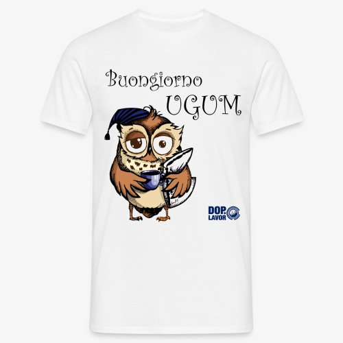 06 UGUM - Maglietta da uomo