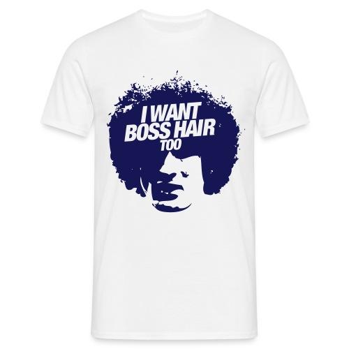 EFC Boss Hair - Men's T-Shirt