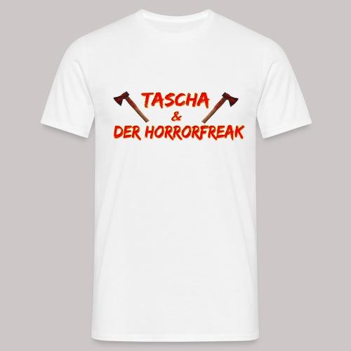 Tascha & Der Horrorfreak - Männer T-Shirt