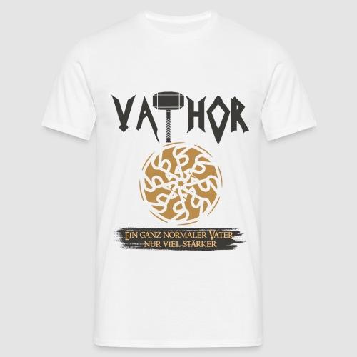 Vathor Vater Vatertag Geschenkidee - Männer T-Shirt