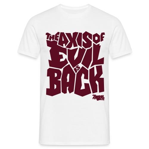 motif zombinladen 2 - T-shirt Homme
