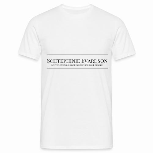 Schtephinie Evardson Professional - Men's T-Shirt