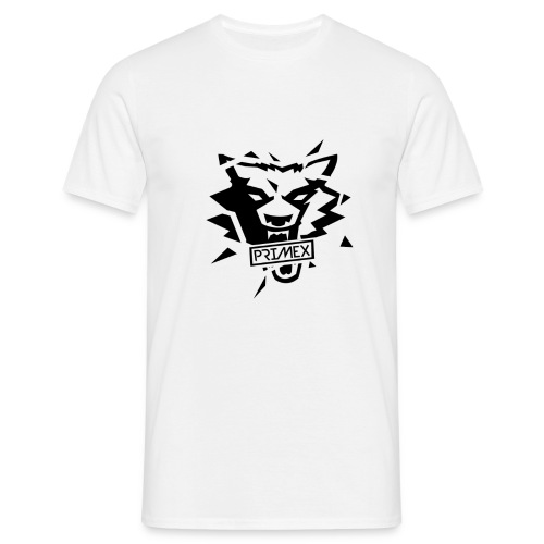 Primex Schwarz 2 png - Männer T-Shirt