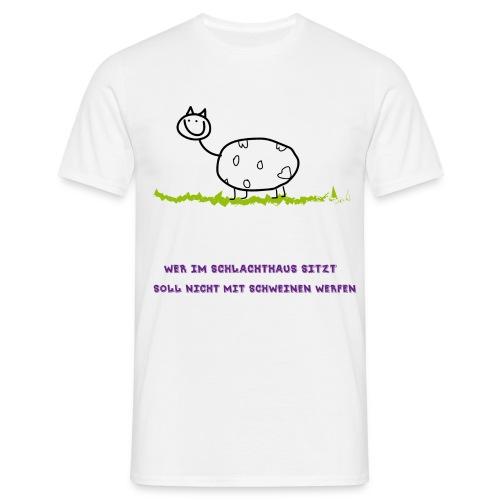 hnnah png - Männer T-Shirt