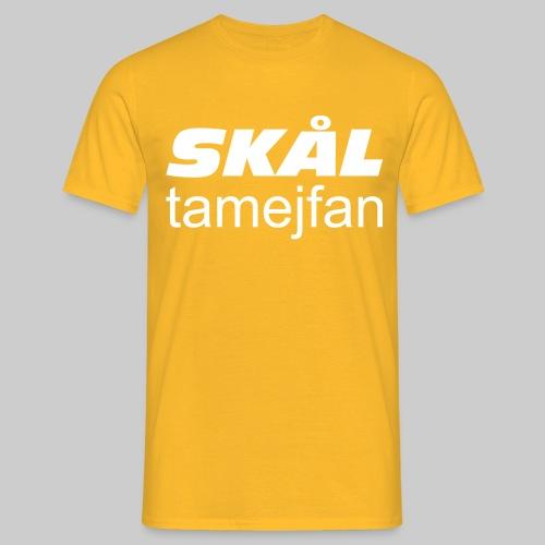Skål Ta Mej Fan - T-shirt herr