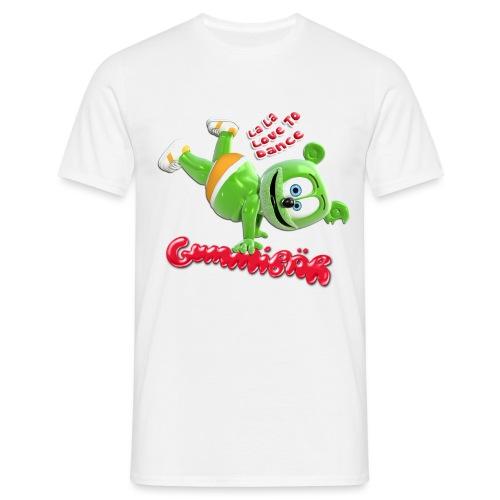 La La Love To Dance - Men's T-Shirt