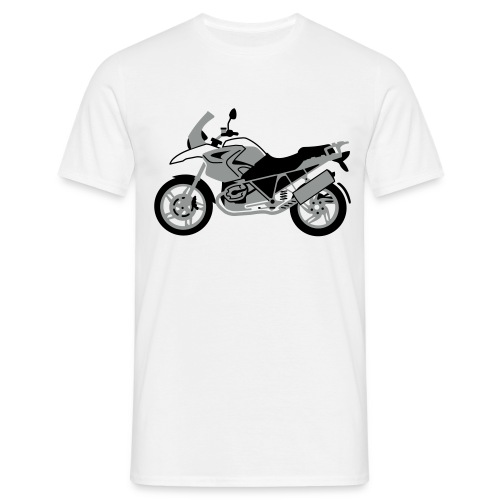 R1200GS 04-on - Men's T-Shirt