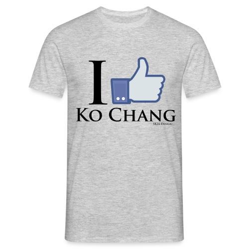 Like Ko-Chang Black - Männer T-Shirt