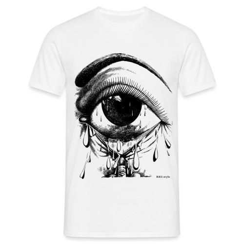 augeRKG png - Männer T-Shirt