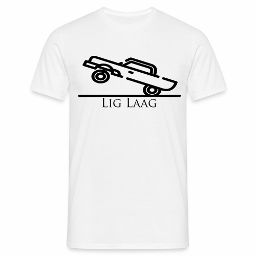 car - Mannen T-shirt