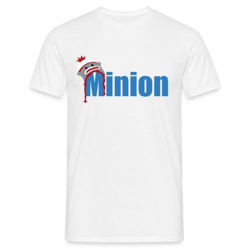 Minion (dark blue) - Men's T-Shirt