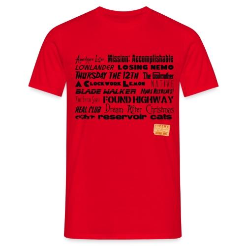Anti titles - Herre-T-shirt