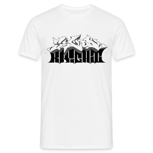 simon knight logo a - Männer T-Shirt