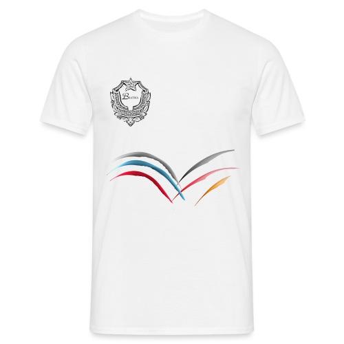 RUSSLAND DEUTSCHLAND - Männer T-Shirt