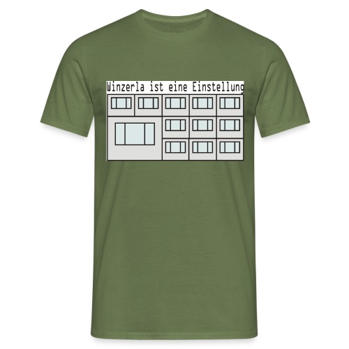 winzerla - Männer T-Shirt