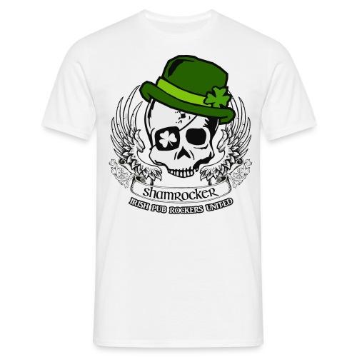 Shamrocker Banderole - Männer T-Shirt