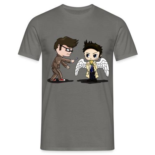 Ten Castiel - Men's T-Shirt
