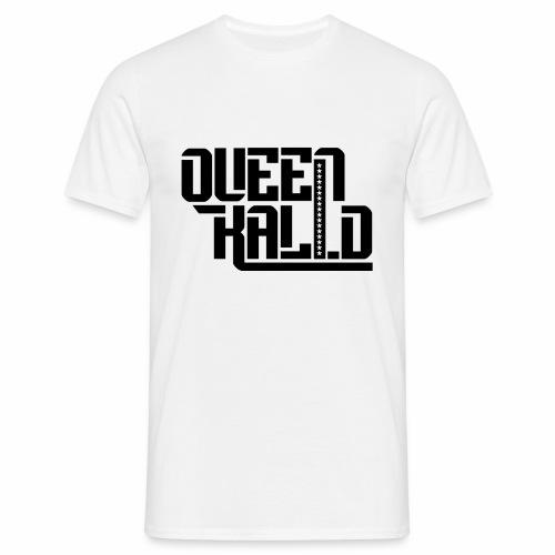 KALI LOGO BLACK - Men's T-Shirt