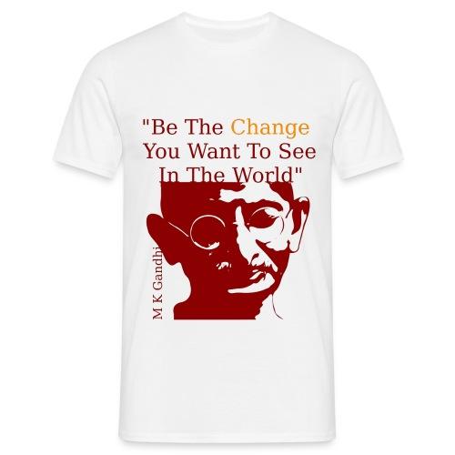 changered e - Men's T-Shirt