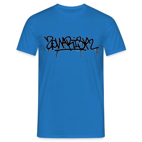 Zonarisk Logo Noir - T-shirt Homme