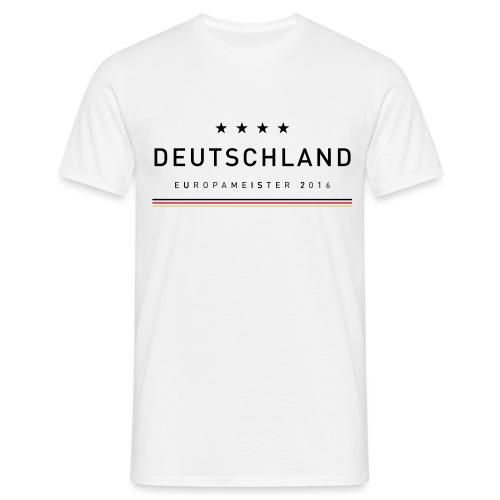 europameister - Männer T-Shirt