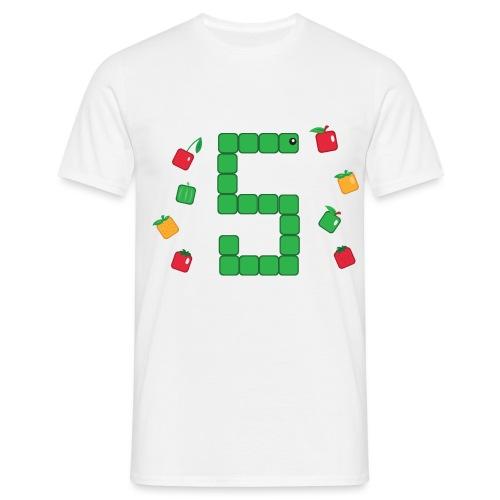 Serpent Tetris - T-shirt Homme