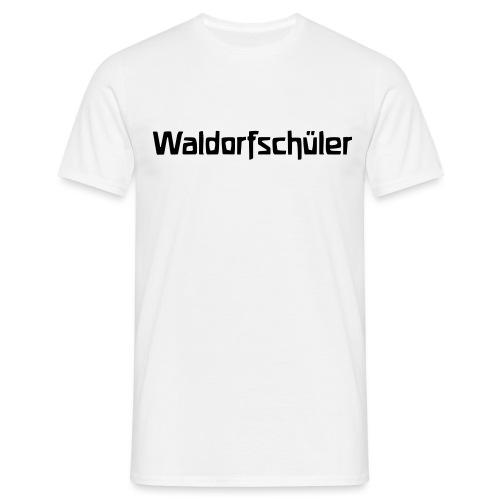 Waldorfschüler - Männer T-Shirt
