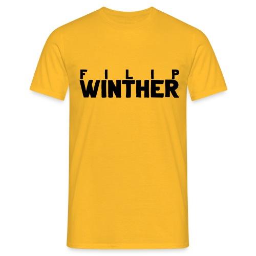 Filip Winther - T-shirt herr